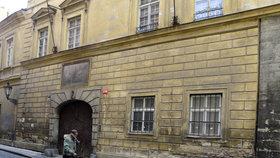 Historický dům v Liliové ulici nechali památkáři opravit: Otevřou ho veřejnosti