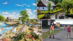 Braniborsko nadchne milovníky cyklistiky, turistiky i vody