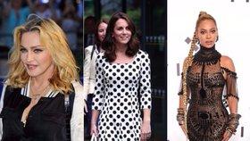 Jak hubnou Kate, Beyoncé nebo Madonna? Vyzkoušejte diety podle celebrit