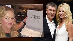Monika Babišová o svatbě: Předmanželská smlouva? Zatím jsem žádnou neviděla!