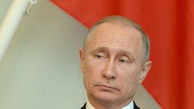O krok napřed před USA: Putin tvrdí, že Rusko zlikvidovalo svoje chemické zbraně