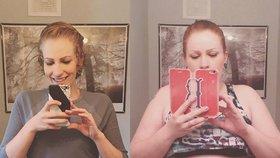 Od dětství trpěla nadváhou: Teprve nemoc ji donutila zhubnout o 50 kilo!