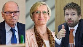 Prosebníci u Pilného: Ministři chtějí miliardy navíc, Šlechtová se rozčílila