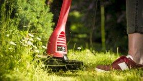 Vylaďte svůj trávník k dokonalosti strunou