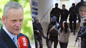 Češi v Turecku museli s trestem počítat, šance na snížení je mizivá, tvrdí exministr