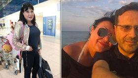 Dáda Patrasová utíká za milencem: Do Itálie bere i rodinu!
