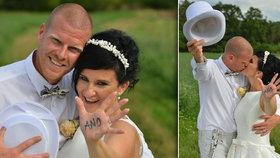 Moderátorka Krimi zpráv se vdala! Kozákovou už na obrazovce neuvidíte