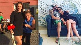 Těhotná moderátorka Šilhánová: Od prvního dne mi rostou prsa, chodit budu v předklonu!