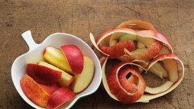 Slupky z jablek nevyhazujte! V zimě si z nich připravíte vynikající nápoj