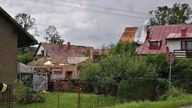 Desítky domácností jsou už čtvrtý den kvůli bouřce bez proudu
