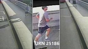 Milionář při běhu ženu pod autobus nesrazil, couvla policie. Má neprůstřelné alibi