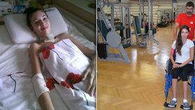 Před maturitou odjela Michaela (21) na brigádu na Kypr: Šla jsem spát a vzbudila se ochrnutá!
