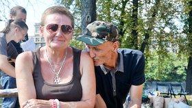 Bezdomovecká láska vrátila Marii a Václava zpět do života: Hledají práci a domov