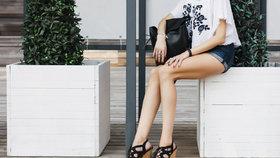 Chcete mít dlouhé nohy? Vyzkoušejte tyto módní triky!