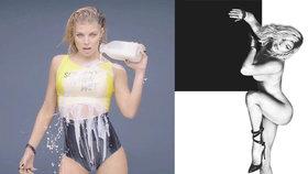 Sexy Fergie hlásí návrat: Láká fanoušky obnaženým tělem