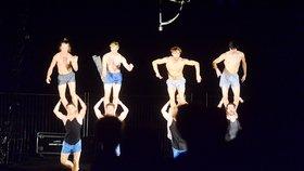 Světoví »cirkusáci« v Praze zase příští léto: Letní Letnou ovládnou akrobati z Francie