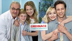 Novinky v Ordinaci překvapily diváky: Peroutka se vrací v jiné roli
