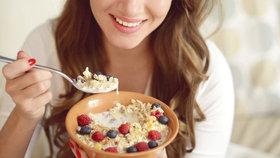 Osm kilo za 8 týdnů: Zpomalte, nehltejte a zhubnete