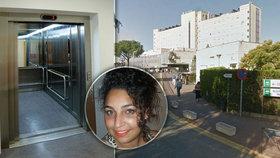Horor ve španělské nemocnici: Porodila císařem a pak… Výtah jí usekl hlavu!