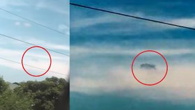 Filipínce vyděsil podivný objekt na obloze. Nikdo neví, co to je