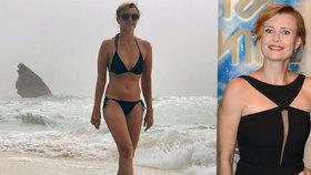 Sexy Jitka Schneiderová (44): Vystavila skvělou postavu v plavkách