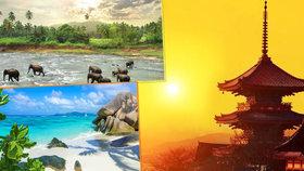 Podzimní exotika: 5 tipů, kam se vypravit po prázdninách!