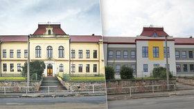 »Zprasená« rekonstrukce stoleté školy: Změna vzhledu bez povolení?