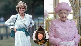 Lady Diana očima Františky: Holka s rozervanou duší, která zastínila královnu