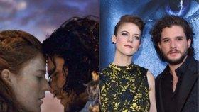 Romance nejen na plátně: Slavné páry, které to daly dohromady i po natáčení