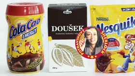 Test instantních kakaových nápojů: Kolik kostek je v šálku?