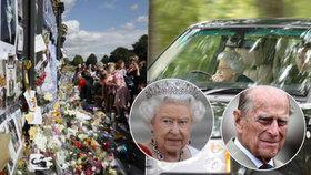 Na zesnulou Dianu (†36) vzpomínaly statisíce lidí: Bez účasti královny!