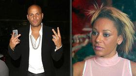 Mel B ze Spice Girls šňupala kokain před dětmi, tvrdí manžel