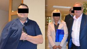 Údajný únos podnikatele falešnými policisty řeší soud: Měli po něm vymáhat 376 milionů