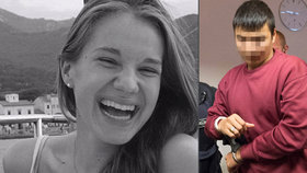 Uprchlík znásilnil a zavraždil studentku Marii (†19): Útočil už v Řecku, hrozí mu doživotí