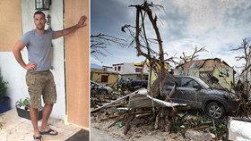 Češi, kteří přežili Irmu: Nemáme vodu, elektřinu a nesmíme ven po setmění