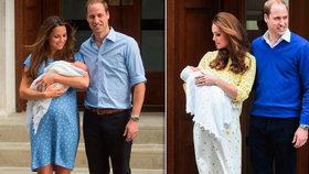 Těhotná vévodkyně Kate chce rodit doma: Proč chce takhle riskovat?