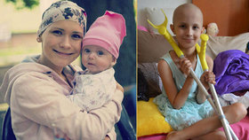 Jednou budeš taky máma! Dojemný dopis Jany, které našli v těhotenství rakovinu, stejně nemocné Leničce (10)