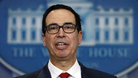 USA zarazily čínským firmám obchody s KLDR: Chtějí Kima odstřihnout od příjmů