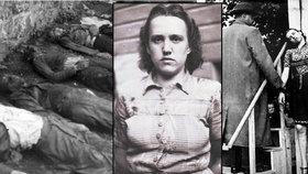 71 let od poslední veřejné popravy v Česku: Proč poslala Kašparová na smrt desítky Čechů?