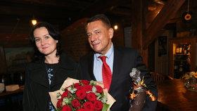 Paroubkova nová přítelkyně Gábina: Chování Jirky je vzorem pro další rodiny!