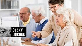 Každý měsíc přibývá v Česku 4000 seniorů. Dětí se rodí málo a země vymírá