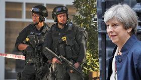 Kritický stupeň ohrožení: Británie reaguje na útok v metru, do ulic míří vojáci