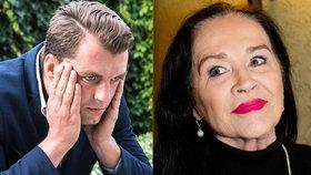 Gregorová řeší, jak zastavit pornoKoptíka: Noční jednání s právníkem! Ex ještě přitvrdil!