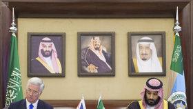 Útok v královském paláci. V Saúdské Arábii zemřeli dva strážci i střelec