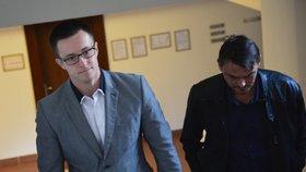 Fraška u soudu s Nečesaným: Milenku kriminalisty to bude stát jmění!