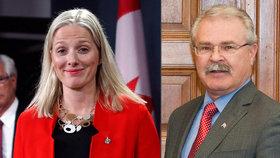 """Poslanec nazval ministryni """"barbínou"""". Sexisto, odpověděla mu naštvaně"""