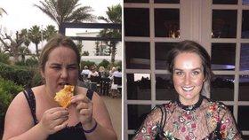 Vážila 120 kilogramů a odmítla se vdát! Co udělala potom?