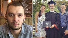 Martin (†31) zemřel při přestřelce v USA: Zabili ho kvůli autu