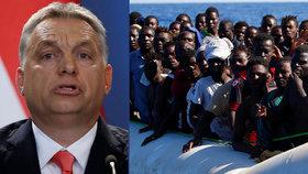 Orbán tvrdě: EU se chová jako inkvizice. A uprchlíky chtějí jen bývalí kolonialisté