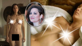 Oscarová kráska Marion Cotillard (41): Po 16 letech se znovu svlékla!